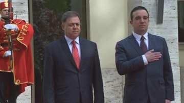 Военните разузнавания на Хърватия и България ще работят в тясно сътрудничество