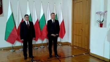 България подписа договора с Полша за модернизация на самолетите МиГ-29