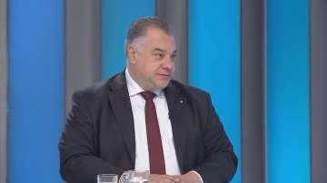 С Мирослав Ненков е воден неофициален разговор за поста здравен министър