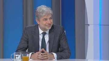 Министър Нено Димов: Основен приоритет тази година е чистотата на въздуха