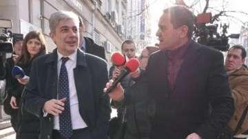 Отведоха Нено Димов за разпит в Спецпрокуратурата