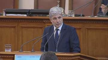 Нено Димов ще запознае депутатите с мерките срещу мръсния въздух в страната