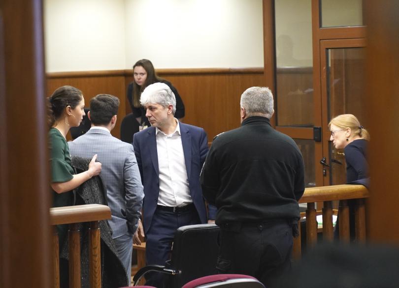 Специализираният съд остави Нено Димов в ареста