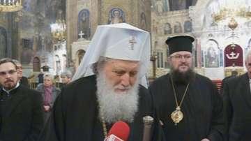 Патриарх Неофит е приел посланика на Аржентина у нас