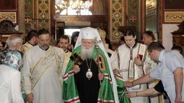 Българският патриарх Неофит отбелязва 73-тия си рожден ден днес