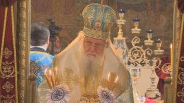 Патриарх Неофит оглави празничната света литургия за Благовещение