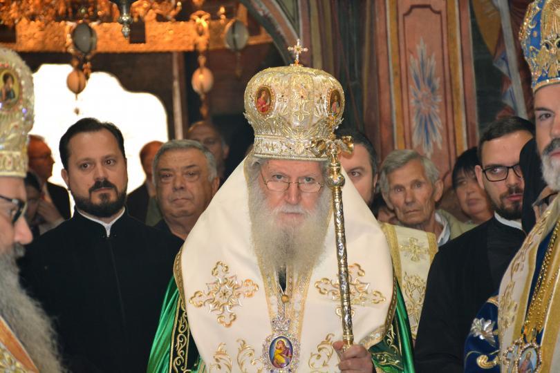 Българският патриарх Неофит навършва 73-години. Личният си празник той отбеляза
