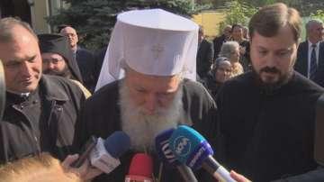 БПЦ не е разглеждала въпроса за независимостта на Украинската църква