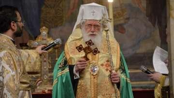 Патриарх Неофит отслужи благодарствен молебен за Освобождението на България