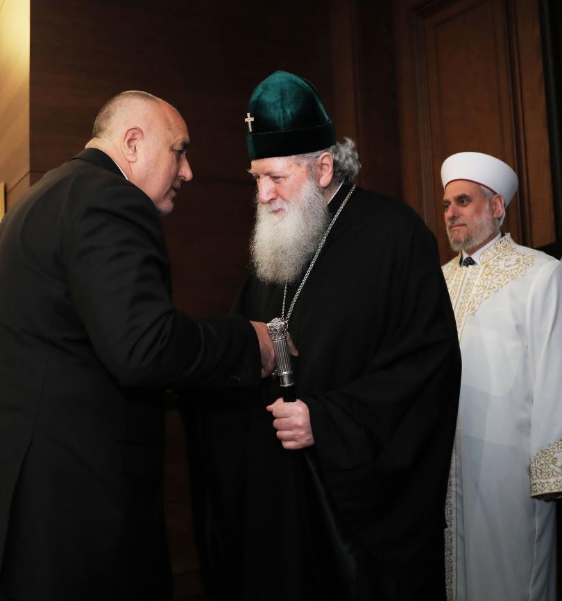 снимка 1 Светият синод и Главното мюфтийство подкрепят Закона за вероизповеданията