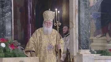 Благослов към българския народ във всички храмове в България
