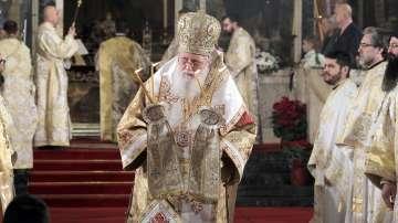 Патриарх Неофит: Честита и доброплодна да е новата 2018 година!