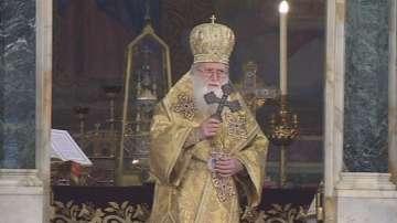 3 години от интронизацията на патриарх Неофит