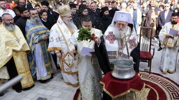 БПЦ все още няма позиция за разрива между Вселенската и Московската патриаршия
