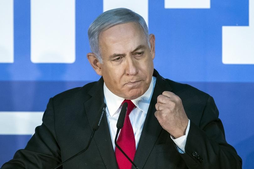 нетаняху обеща анексира еврейските селища палестинските територии запад