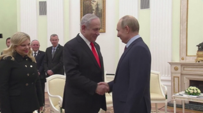 Израелският премиер представи
