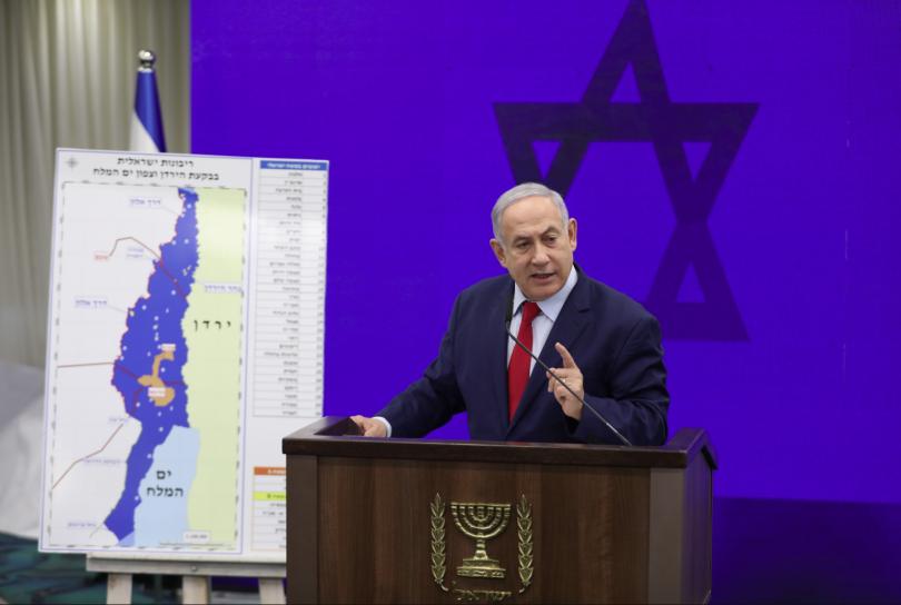 арабските страни осъдиха израелските идеи анексиране територии