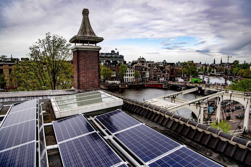 """Холандското правителство издаде """"зелена облигация"""" във вторник, с което си"""