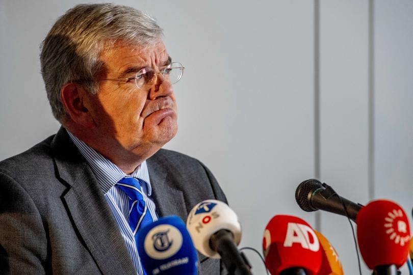Кметът на Утрехт Ян ван Занен