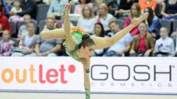 Гледайте от 16.20 ч. по БНТ квалификациите по художествена гимнастика в Рио