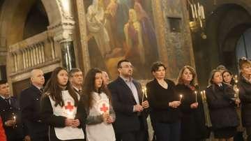 Отбелязахме Световния ден в памет на жертвите на катастрофи