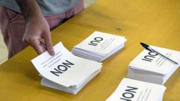 След референдума: Нова Каледония остава френска територия