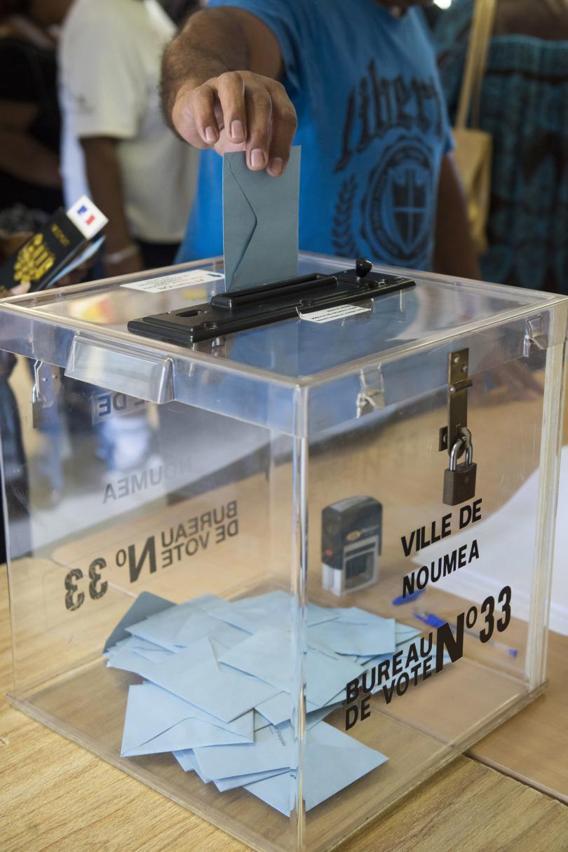 снимка 1 След референдума: Нова Каледония остава френска територия