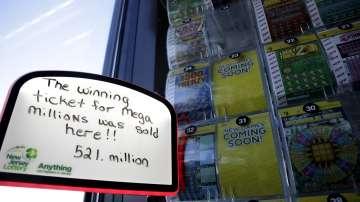 Две лотарийни печалби за близо 1 милиард долара остават непотърсени в САЩ