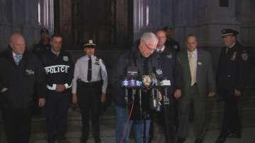 Задържаха мъж при опит да запали катедрала в Ню Йорк