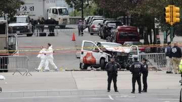 Нападателят от велоалеята в Ню Йорк отдавна е подготвял атаката