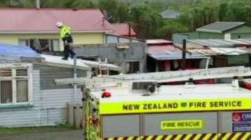 Циклонът Гита връхлетя Нова Зеландия