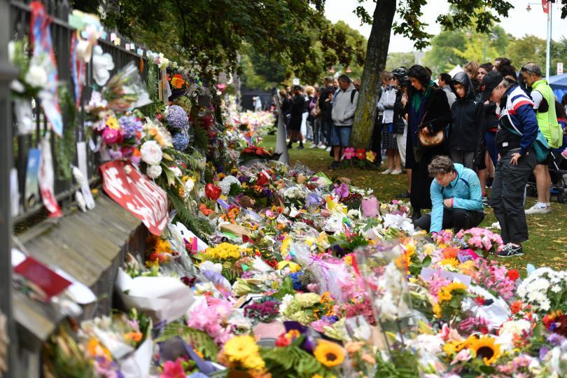 Масовият убиец от Крайстчърч в Нова Зеландия Брентът Тарант е
