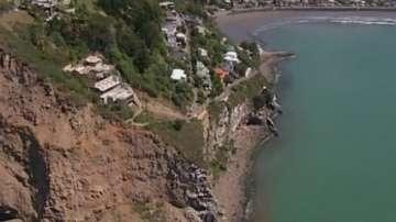 Земетресение в Нова Зеландия с магнитут 5,8