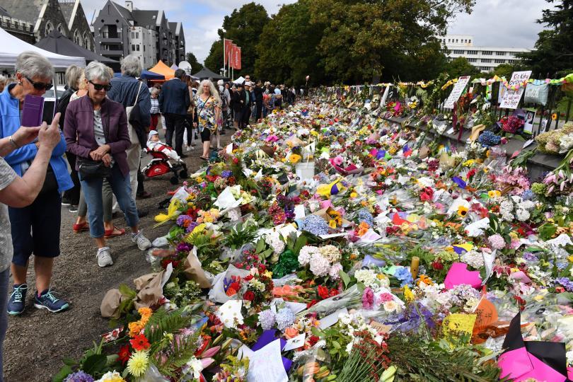 Новозеландският министър-председател Джасинда Ардърн обеща да не позволи стрелецът от