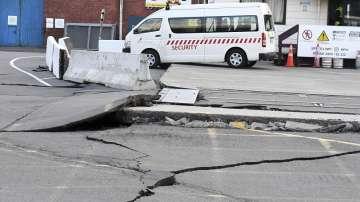 Двама души са загинали при земетресението в Нова Зеландия