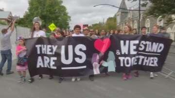 Шествие за любов в Нова Зеландия