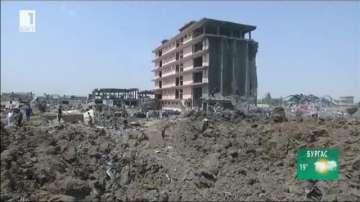 Ислямска държава пое отговорност за атентата в Багдад на 2 септември