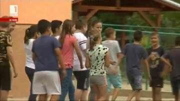 Детската академия в село Слащен събра над 300 деца
