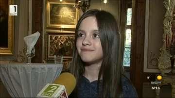 Лидия Ганева с първа благотворителна изява