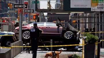Кола се вряза в минувачи в Ню Йорк