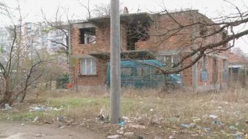 Събарят незаконни къщи в Арман махала в Пловдив