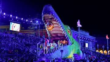 133-ото издание на карнавала в Ница(СНИМКИ)