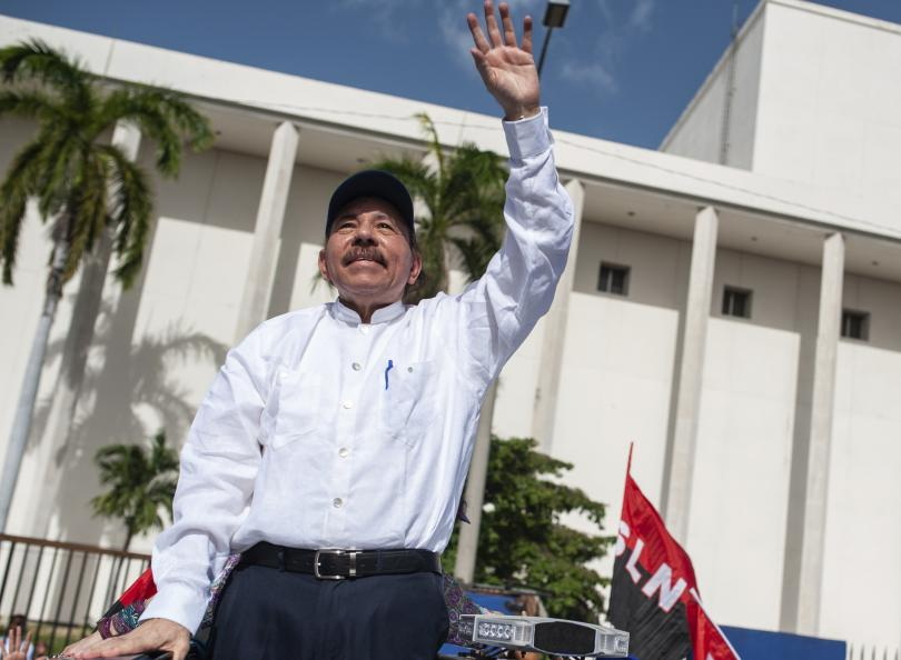 президентът никарагуа даниел ортега отказва подаде оставка