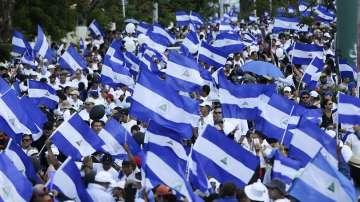 Никарагуа - на прага на гражданска война