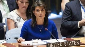 Американският посланик в ООН подаде оставка