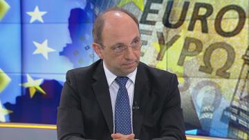 Николай Василев: Без еврозоната няма как да повишим икономическите показатели