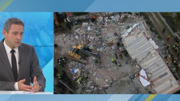 Трусът в Албания през камерата на БНТ -  разказ на репортера Николай Минков