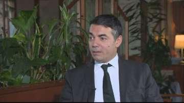 В името на името - външният министър на Македония пред Панорама