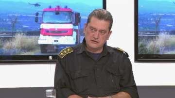 Гл. комисар Николай Николов: За 4 дни гасихме 918 пожара