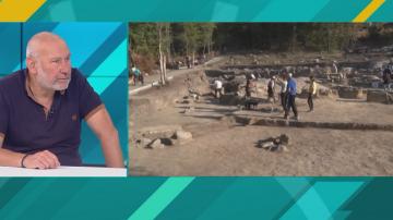 Проф. Николай Овчаров: Българската археология се развива с много силни темпове